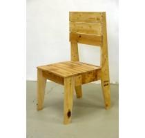 Židle z palet Euro Wood 50x50x97cm