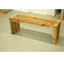 Lavice z palet Euro Wood 110x30x44cm