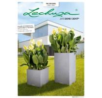 Katalog květináčů Lechuza Trend 2017