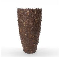 Tunda shell partner hnědý 53x110cm