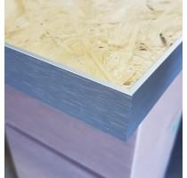 Hliníkový rám matný slim 50x50cm pro stabil. mech