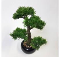 Umělá bonsaj Cedar 34cm