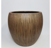 Twist klasik bronzový 42x39cm