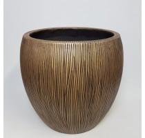 Twist klasik bronzový 56x52cm