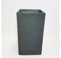 Marc vysoký square šedý 37x37x68cm