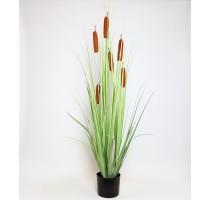 Umělá tráva orobinec 110cm