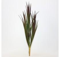 Umělá tráva Burgundská 90cm
