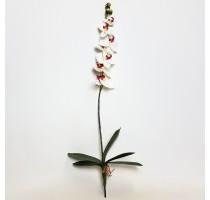 Umělá Orchidej Creme 55cm