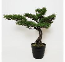 Umělá bonsaj pinus 47cm