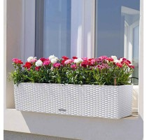 Lechuza Balconera Cottage 80 White komplet