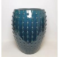 Laos Blue 44x55cm