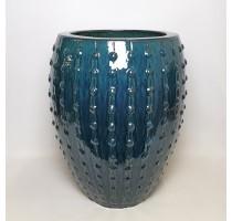 Laos Blue 54x67cm