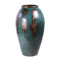 Mystic Ocean váza blue 52x105cm