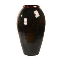 Mystic Ocean váza black 52x105cm