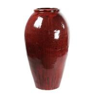 Mystic Ocean váza red 52x105cm