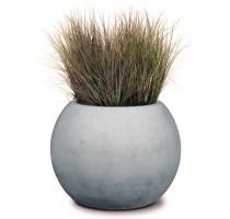 Globe Ami grey 60x43cm
