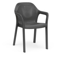 Židle Lechuza Cottage Granit