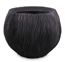 River Bowl Black 120x90cm