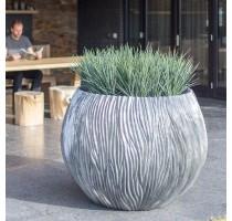 River Bowl Aluminium 120x90cm