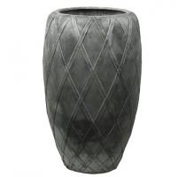 Wire Coppa Silver 55x90cm