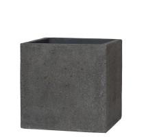 Eco-line Square Grey 40x40x40cm
