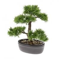 Umělá bonsaj Cedar 32cm