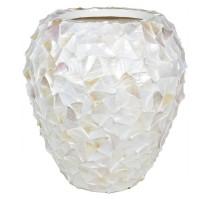 Shell White 74x80cm