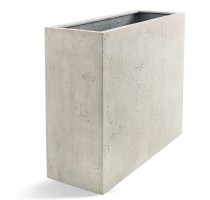 D-lite vysoký truhlík Concrete 80x30x68cm