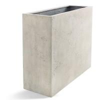 D-lite vysoký truhlík L Concrete 80x30x68cm