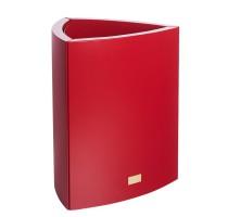 Květináč Kasper Triangle L červený 57x60xV73cm
