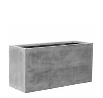 Fiberstone truhlík Grey 150x60x75cm