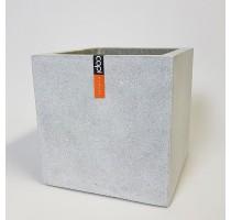 Capi Lux krychle šedá 80x80x80cm