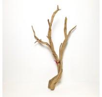 Dekorativní dřevěná větev 75cm