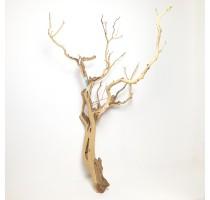 Dekorativní dřevěná větev 125cm-BE