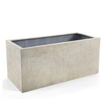 D-lite truhlík L Concrete 100x45x45cm