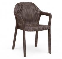 Židle Lechuza Cottage Mokka
