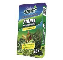 Agro substrát pro palmy a zelené rostliny 20 litrů