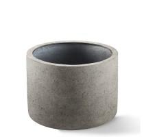 D-lite Cylinder Natural Concrete 60x41cm
