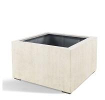 D-lite Low Cube L Concrete 100x100x60cm