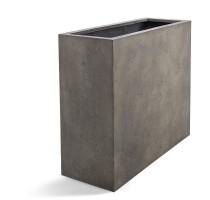 D-lite vysoký truhlík L Natural Concrete 80x30x68cm