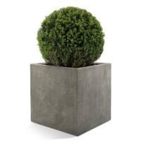 D-lite Cube M Natural Concrete 40x40x40cm