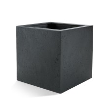 D-lite Cube XXL Antracit 80x80x80cm