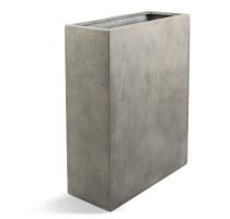 D-lite vysoký truhlík M Natural Concrete 60x24x74cm