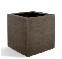 D-lite Cube S hrubý hnědý 30x30x30cm