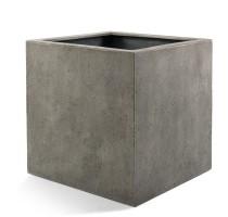 D-lite Cube XXL Natural Concrete 80x80x80cm