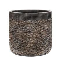 Lite Universe Layer Cylinder Bronze 33x31cm