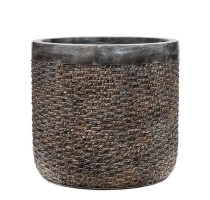 Lite Universe Layer Cylinder Bronze 40x38cm