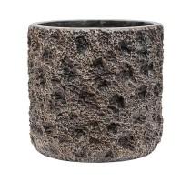 Lite Universe Moon Cylinder Bronze 40x38cm