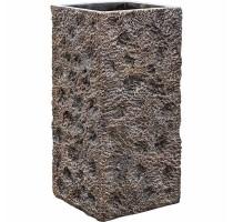 Lite Universe Moon Square Bronze 33x33x70cm