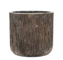 Lite Universe Waterfall Cylinder Bronze 40x38cm